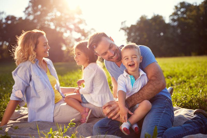 زندگی و خانواده شاد
