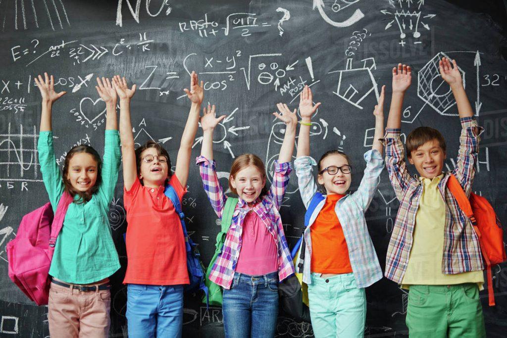 راز موفقیت کودکان در مدرسه