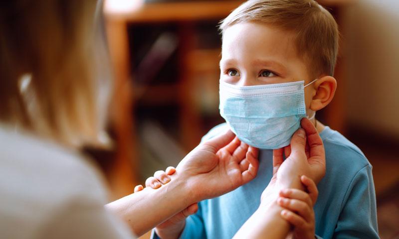 آشنایی کودکان با ویروس کرونا