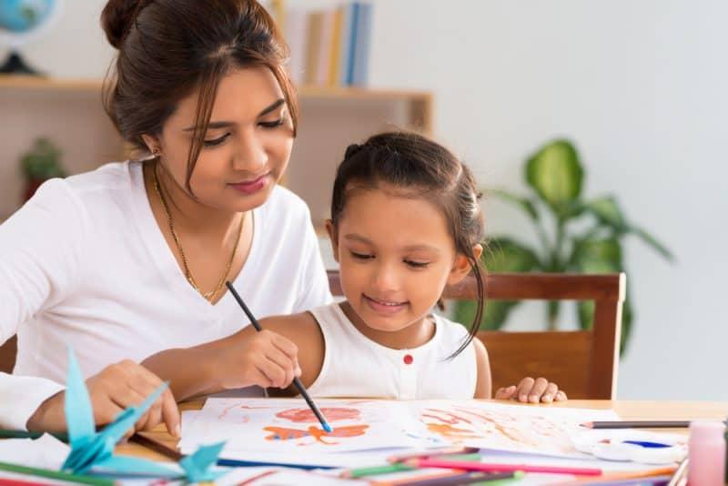 تقویت علاقه مندی کودکان در آموزش