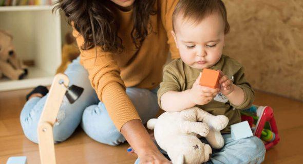 تاثیر بازی درمانی بر کودکان